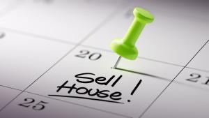 sell house calendar